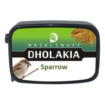 9 gm Dholakia Sparrow Non Herbal Snuff