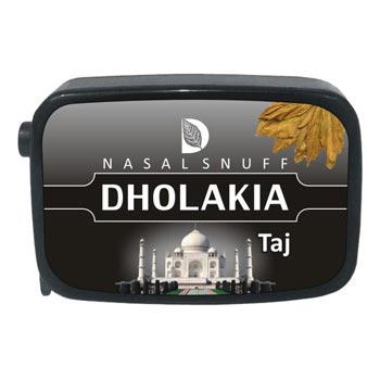 9 gm Dholakia Taj Non Herbal Snuff
