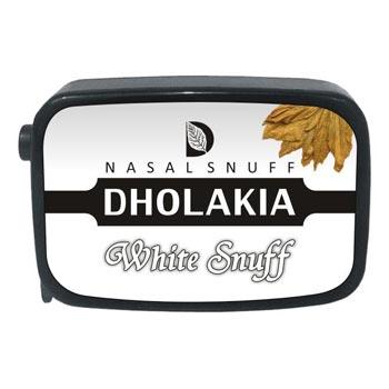 9 gm Dholakia White Non Herbal Snuff