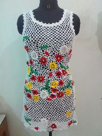 Crochet One Piece Dress 03
