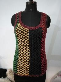 Crochet One Piece Dress 08