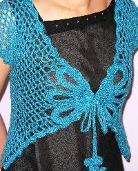 Crochet Shrugs 14