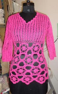 Crochet Tops 14