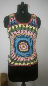 Crochet Tops 22