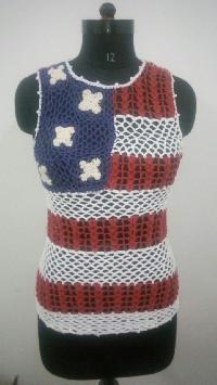 Crochet Tops 24