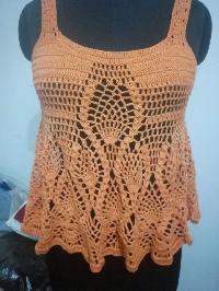 Crochet Tops 26