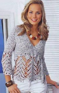 Crochet Tops 31