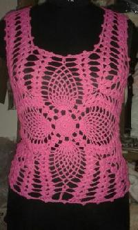 Crochet Tops 32