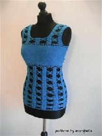 Crochet Tops 33
