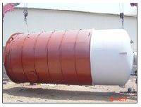 Vacuum Insulated Storage Tanks