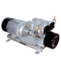 Single Head Dry Vacuum Pump