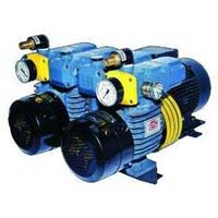 Twin Head Single Vacuum Pressure Pumps