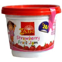 Strawberry Fruit Jam