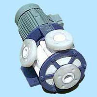 Vertical Sealless And Glandless Pump