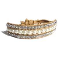 Glass Stone Bracelets