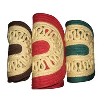 Oval Braided Mats