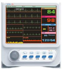 Pulse Oximeter with Ecg