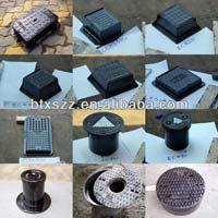 Cast Iron Cesspit 02