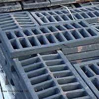 Channel Type Cast Iron Gratings