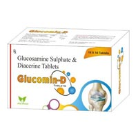 Glucomin-D Tablets