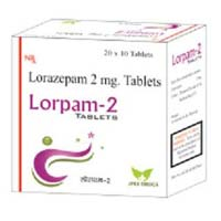 Lorpam-2 Tablets