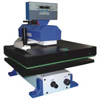 Single Pad Fusing Machine