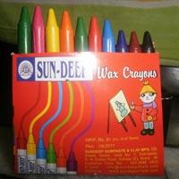 Wax Crayons 001