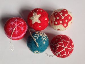 Handmade Wool Product 01