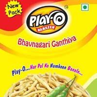 Play-O Bhavnagari Gathiya Namkeen