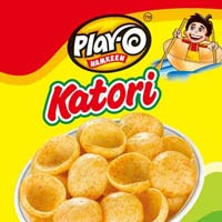 Play-O Katori Shaped Fryums