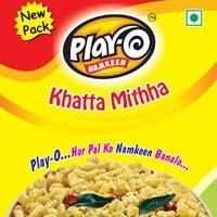 Play-O Khatta Meetha Namkeen