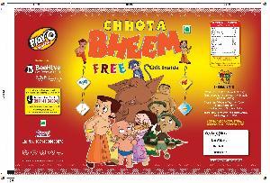 Play-O Chhota Bheem Namkeen