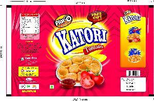 Play-O Tomato Katori Namkeen