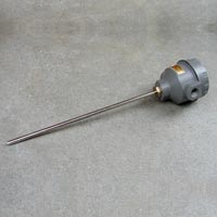 Head Type Thermocouple & RTD Sensor