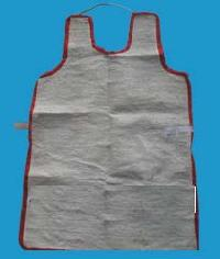 Asbestose Apron Personal Safety