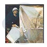 Aluminized Fire Safety Blankets