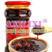 Axilixi Shredded Chicken Chilli Oil Sauce