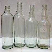 Glass Bottle for Vodka