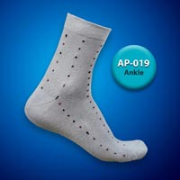 Mens Cotton Ankle Socks