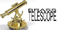 Brass Telescopes