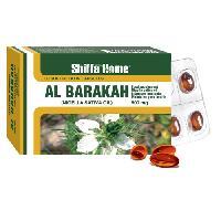 Black Seed Oil Softgel Capsule Blisters