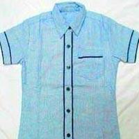 School Half Sleeve Shirt