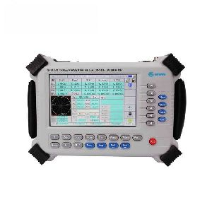 Portable Three Phase Multifunction Electric Meter Calibrator