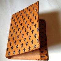 Hand Block Print Diary Cover