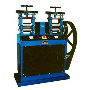 Semi Gearbox Combined Sheet Rolling Machine