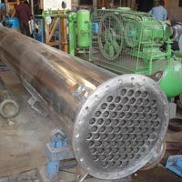 SS Material Heat Exchanger