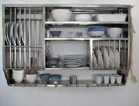 stainless steel kitchen rack