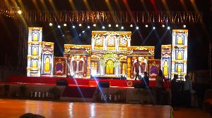 Stage Backdrop LED Screen