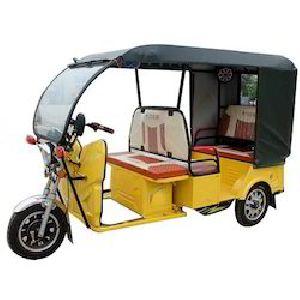 Battery Operated E Rickshaw 01