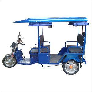 Battery Operated E Rickshaw 03